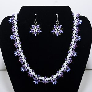 Necklace w/Earrings